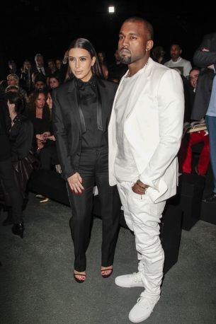 Kim Kardashian West And Kanye West Name Their Son