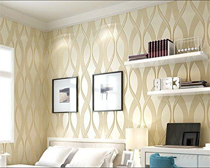 Cheap Wallpapers For Living Room Buy Quality Striped Wallpaper Directly From China Fashion Suppliers Fashionable Stripe