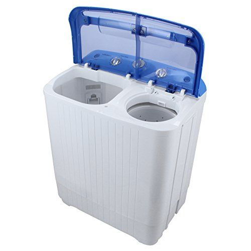 ARKSEN© Portable Mini Small Washing Machine Spin Dryer Laundry ...