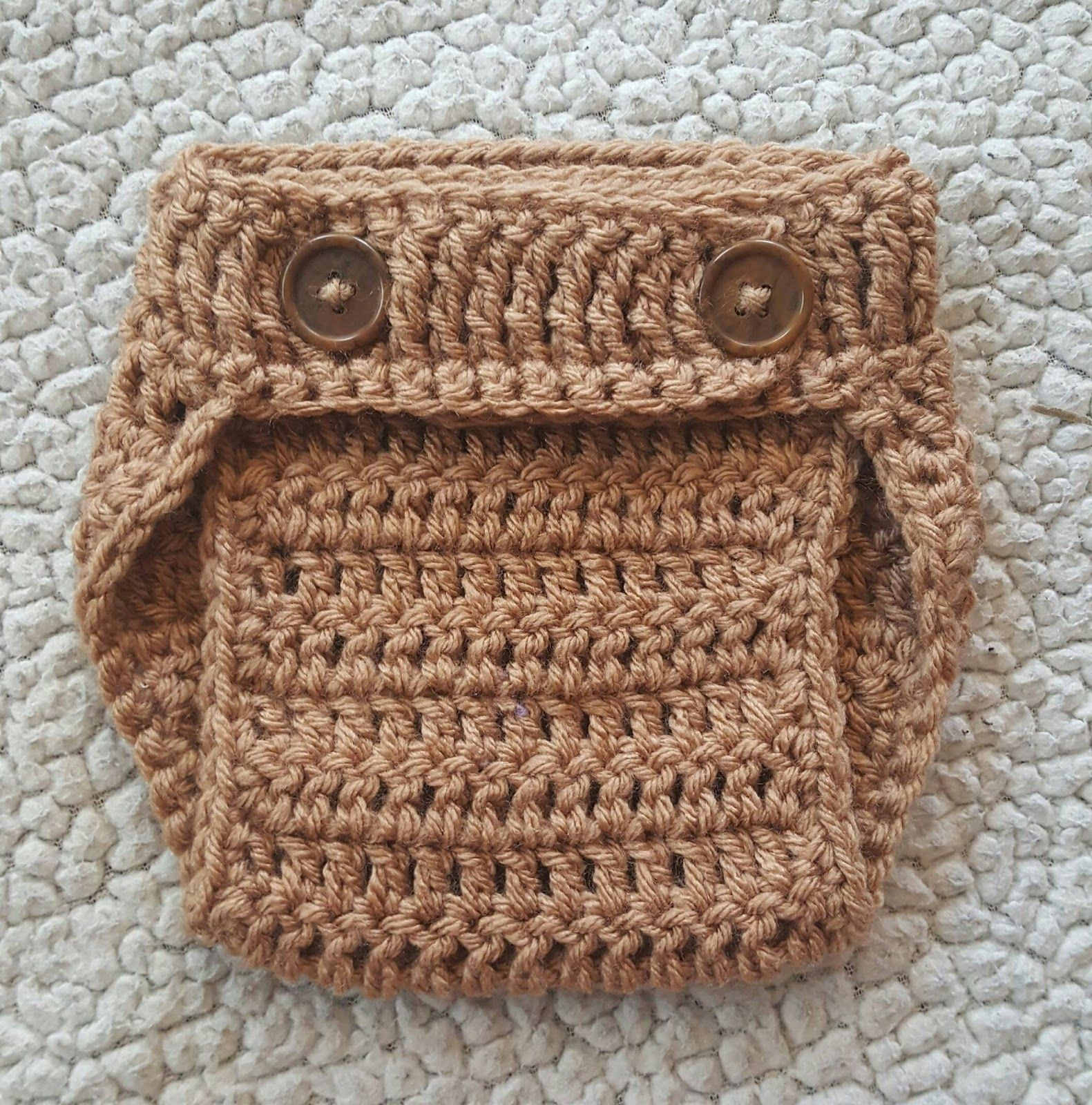 This is what came out of that: Crochet Newbprn/0-3 Diaper Cover ...