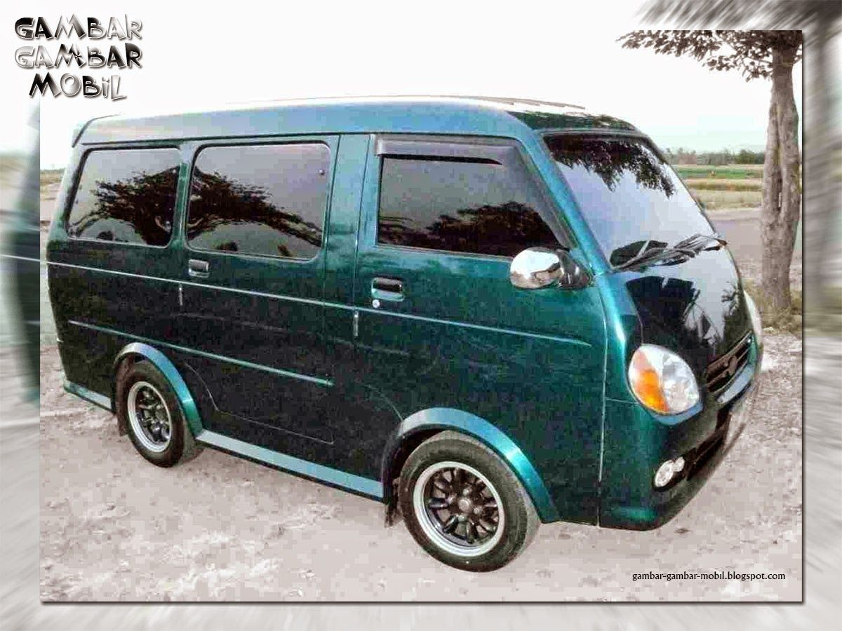 Foto Mobil Suzuki Carry Modifikasi