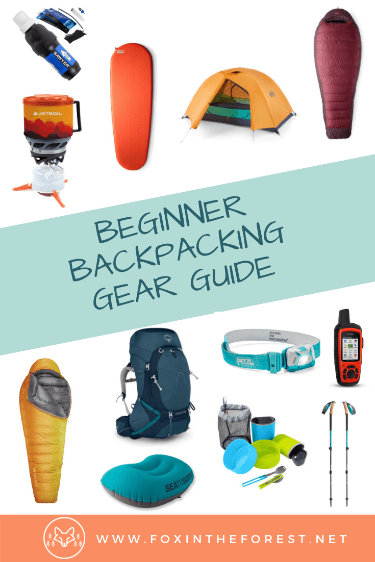 Photo of What You REALLY Need: Beginner Backpacking Gear Guide