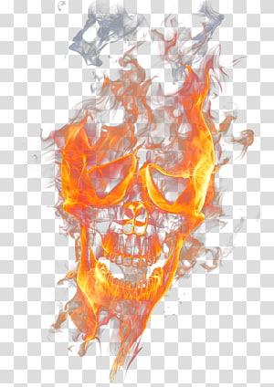Skull Flame Illustration Skull Fire Flame Flame Skull Transparent Background Png Clipart Skull Fire Clip Art Skull Illustration