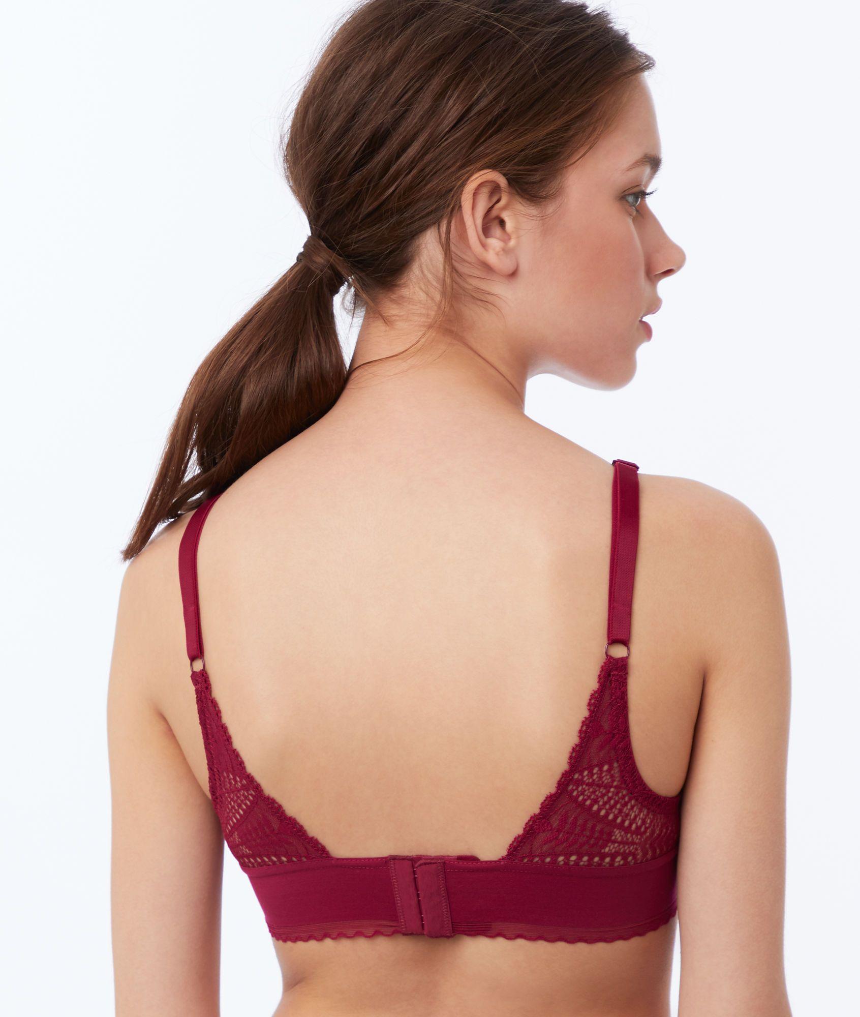 2136c1b741734 Non-padded lace bra - JUDY | Plus size lingerie | Lace bra, Bra, Lace