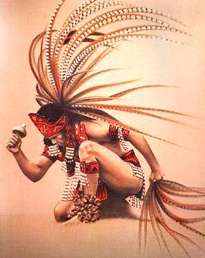 Azteca Pinturas De Indios Mexicanos In 2019 Aztecas Dibujos