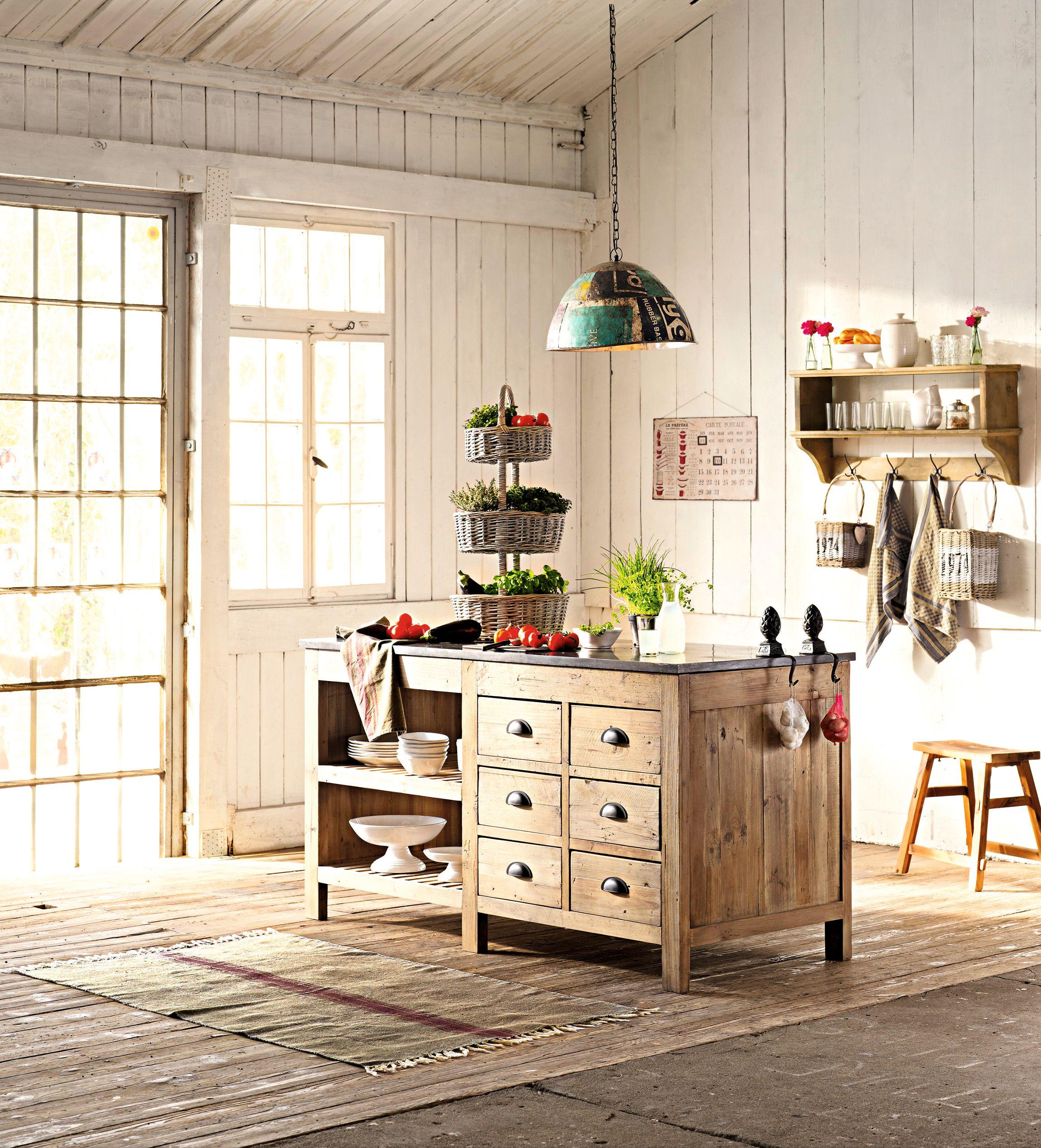 Schrank Crawley, Etagere Willow und Windlicht Benjamin #Küche ...