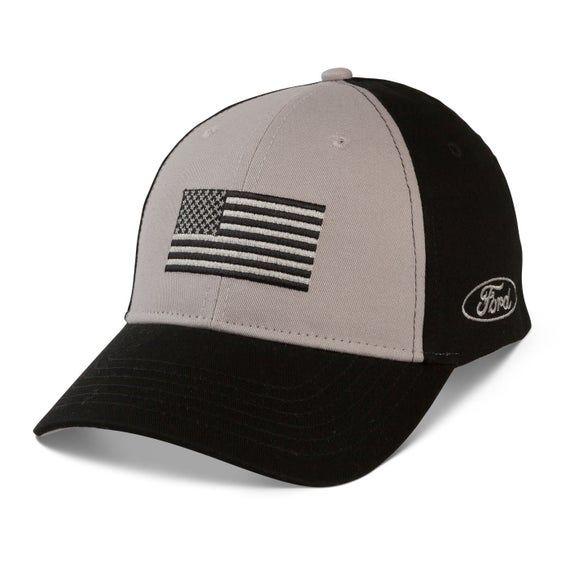 Ford Usa Flag Black Baseball Cap Black Baseball Cap Flag Hat American Flag Hat