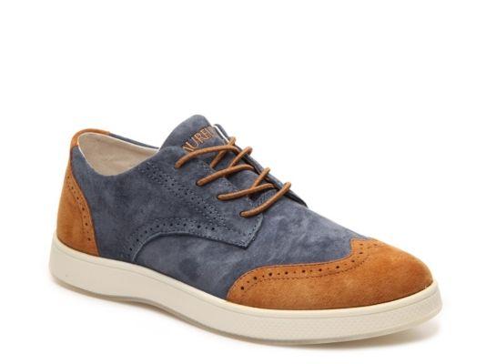 dcdfcfa9785e Men s Aureus Supra Wingtip Sneaker - Navy Tan