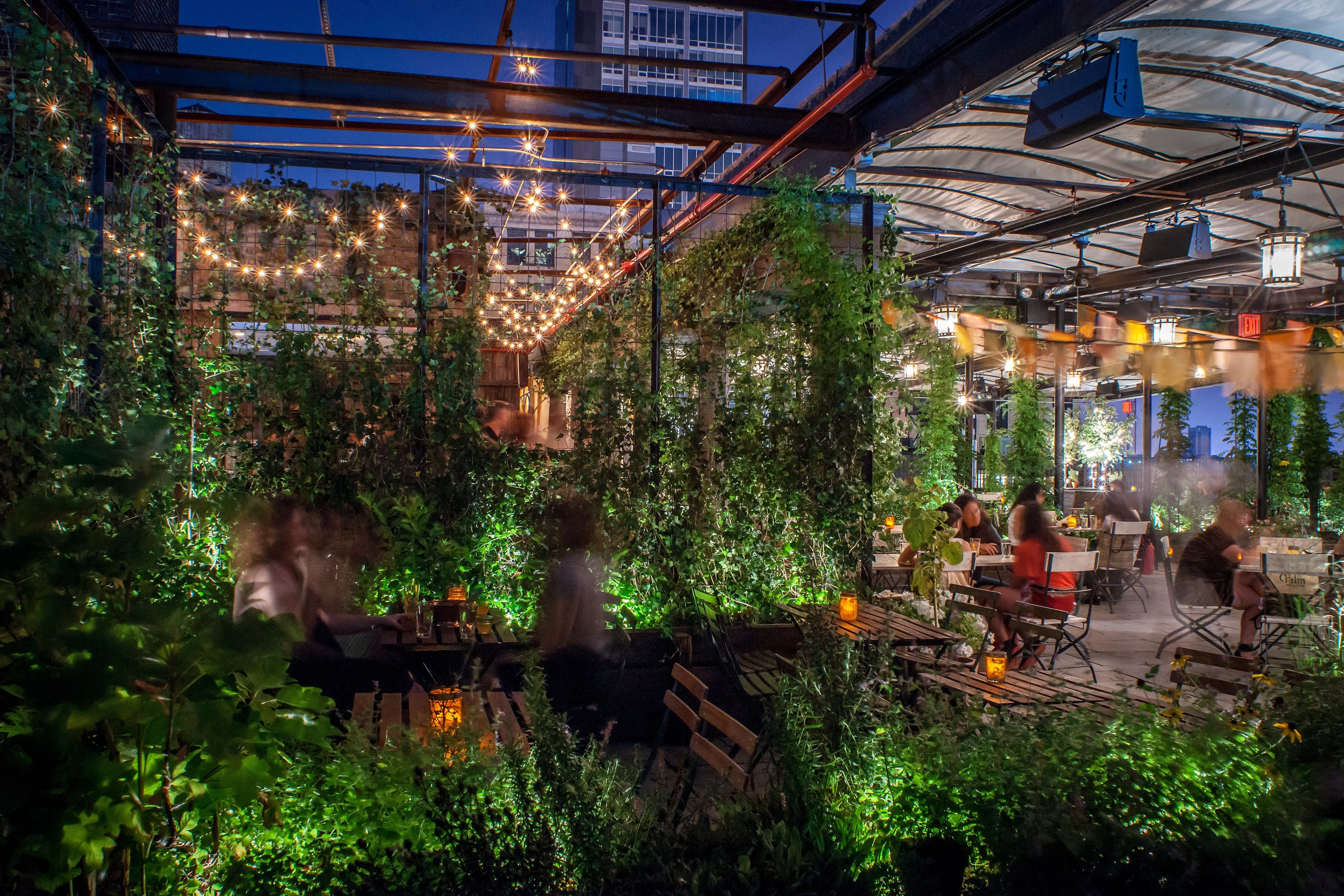 7 Nyc Restaurants With Gorgeous Outdoor Dining A Bite In