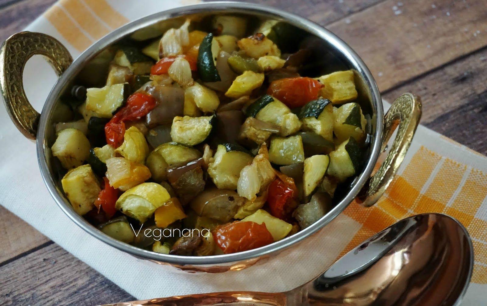 Legumes da Horta ao Forno