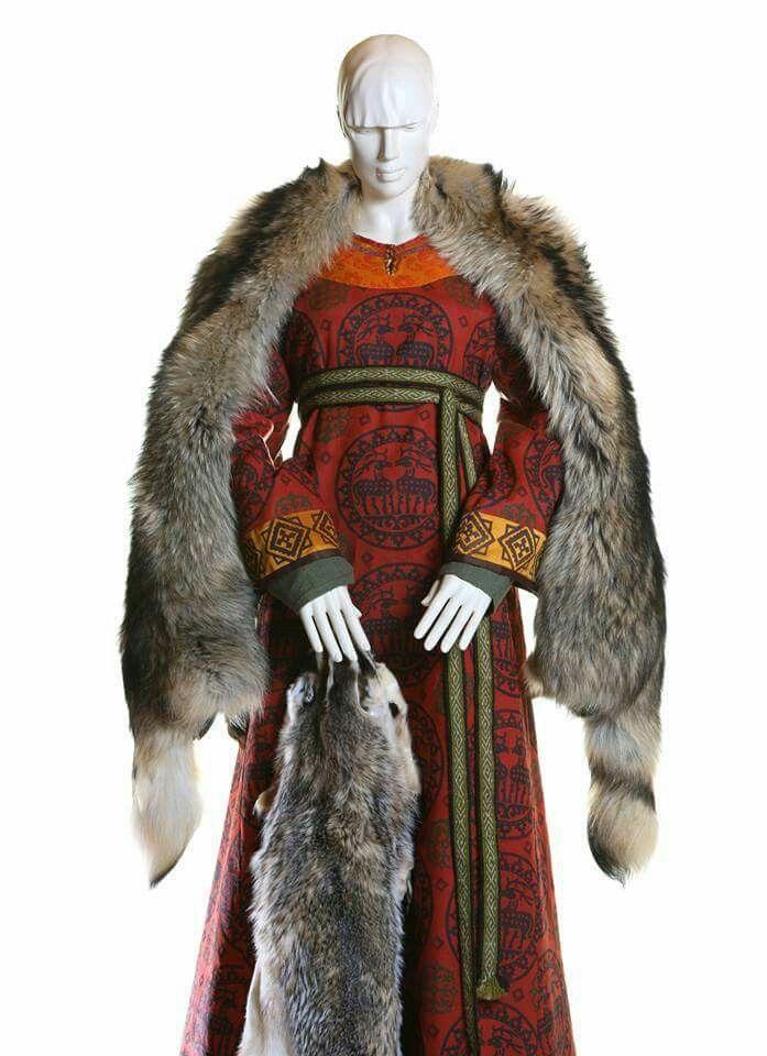 Pin by Leana Spencer on Slavic inspiration | Viking dress