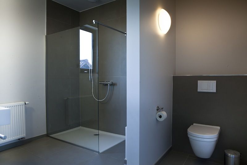 badkamer wanden zonder tegels - Google Search | nieuw huis! | Pinterest