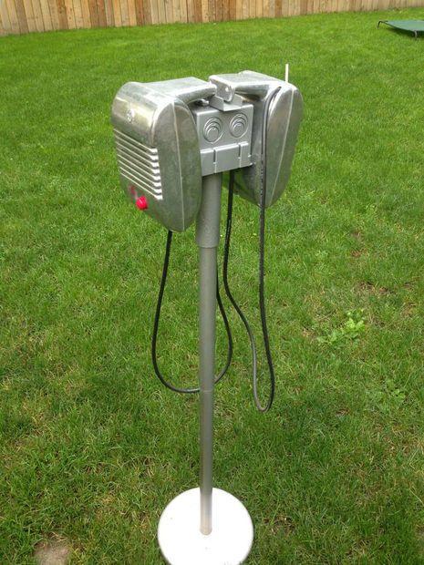 Bluetooth Retro Yard Sound Pictures Of Sound Speaker