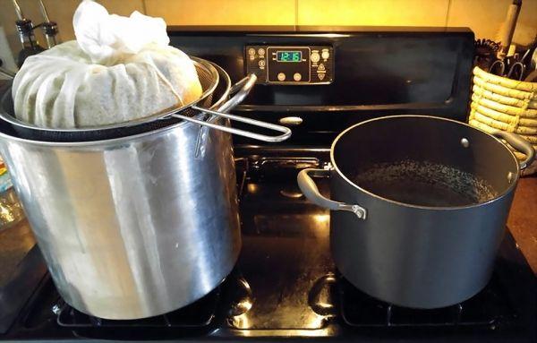 Minimalist All Grain Brewing