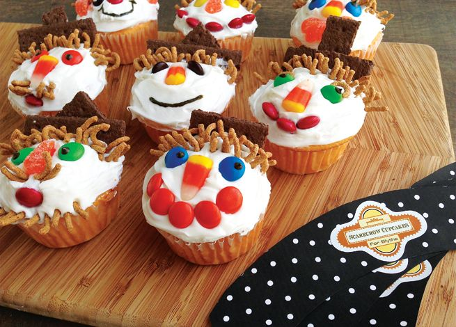 halloween cupcakes for children