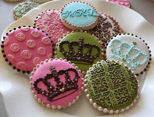 V280 Fancy Cookies Cookie Decorating Beautiful Cookies