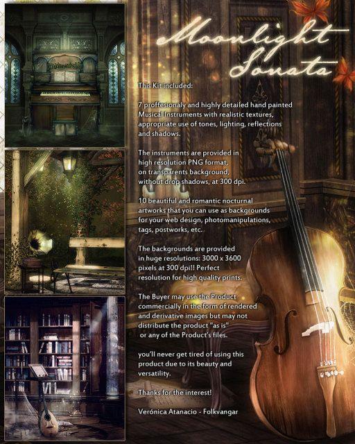 Folkvangar's Moonlight Sonata
