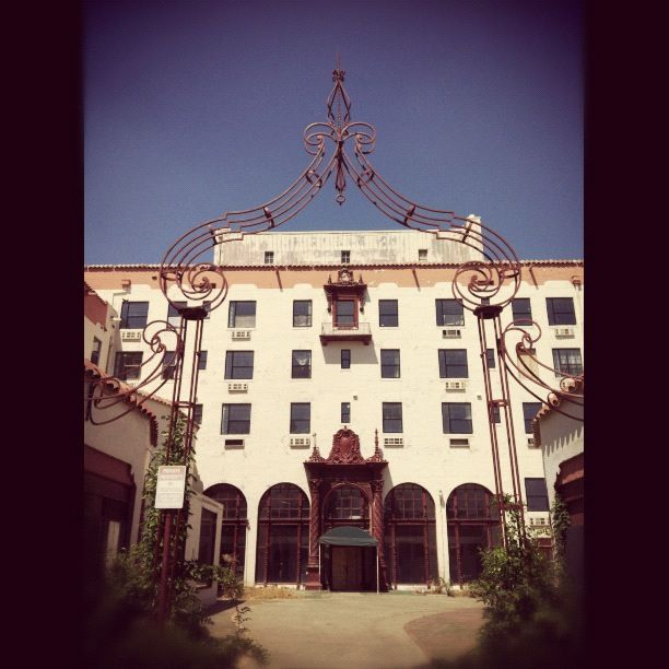 Abandoned Hotel In Oroville Ca Love The Iron Work By Michellewjones On Instagram