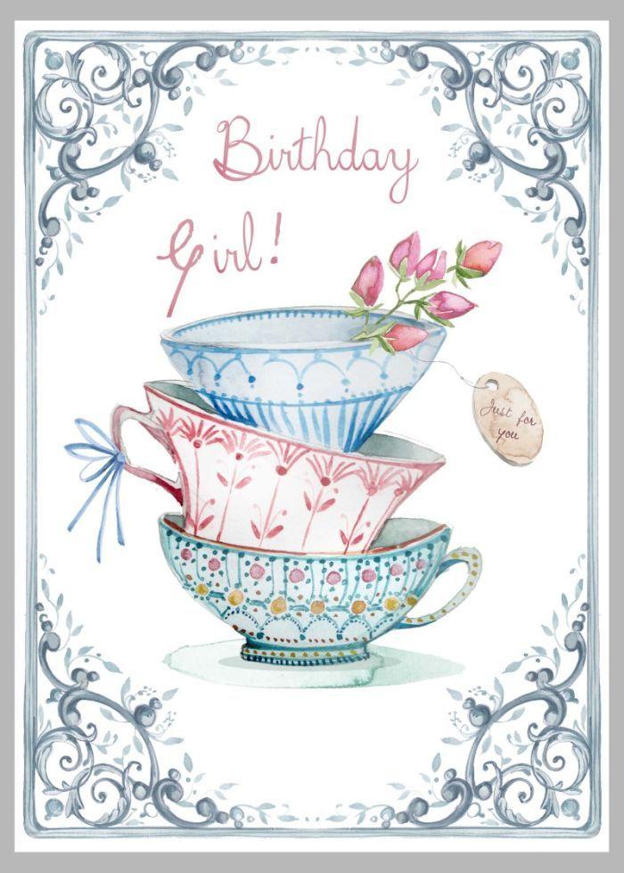 Victoria Nelson - teacups cakes copy.jpg   ♥ Happy Day ...