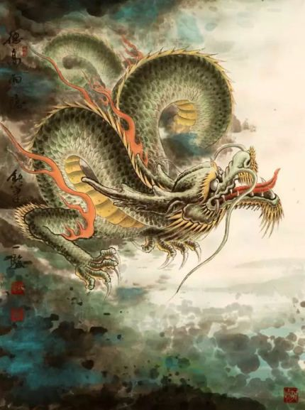 Korean Dragons Mythology: Chinese Dragons Are Legendary Creatures In Chinese