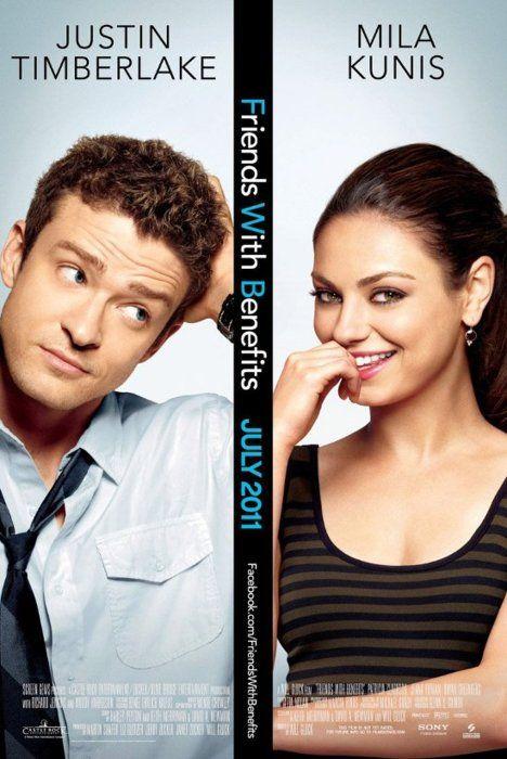 Friends With Benefits Friends With Benefits Movie Romantic Movies Comedy Movies