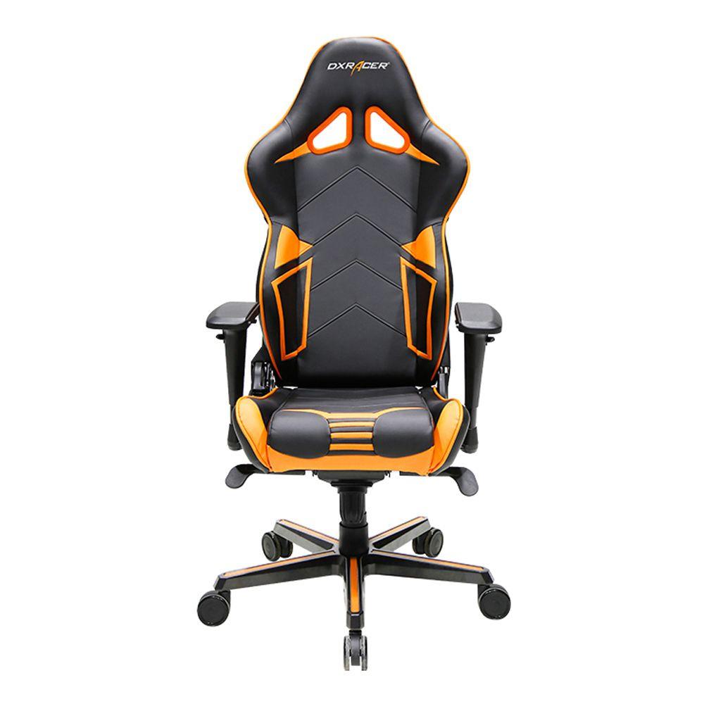 Dxracer Oh Rv131 No High Back Gaming Chair Carbon Look Vinyl Pu Black Orange Pre Order Dxracer Gaming Gamedev Gaming Chair Dxracer Sport Chair