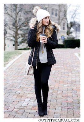Outfits para el invierno | Cosas para ponerme | Winter ...