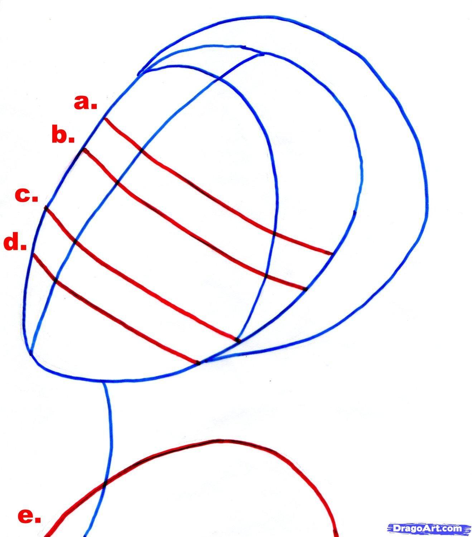 How to draw ariana grande ariana grande step 4