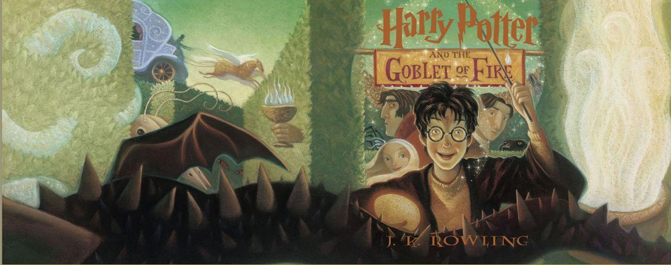 картинки по книге гарри поттер и кубок огня что