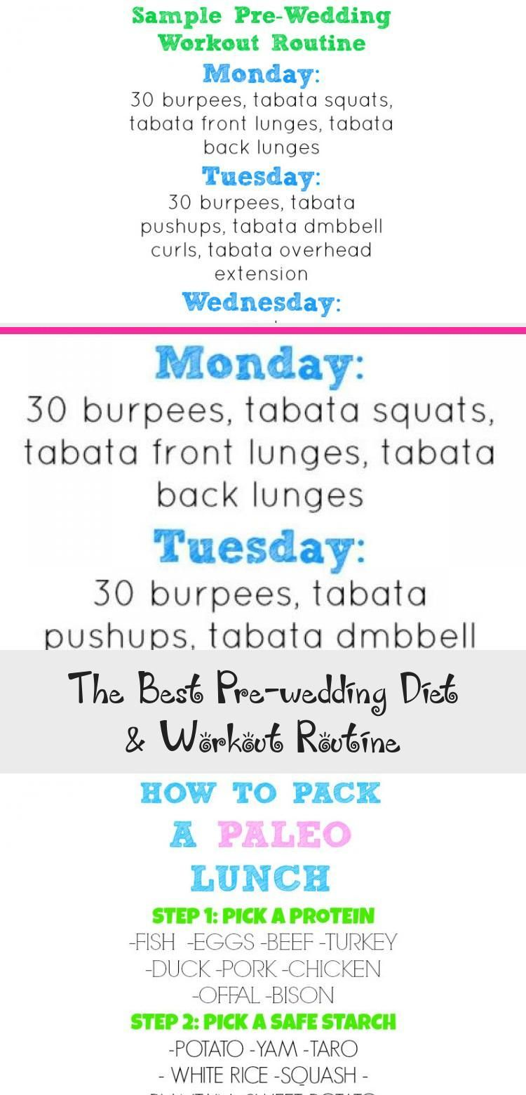 Pre Wedding Diet And Workout Routine Get Into Shape For The Big Day With My Healthy Diet And Workout Tips Br In 2020 Wedding Diet Workout Routine Diet And Nutrition