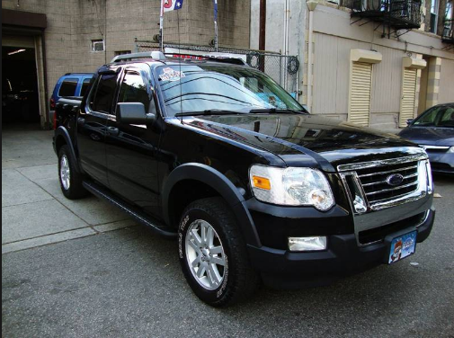 2010 Ford Explorer Sports Trac Owners Manual