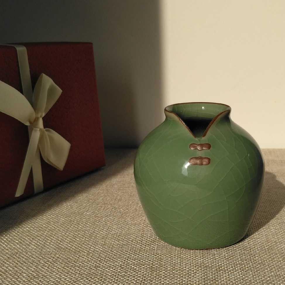 Home Decor Vase, Office Decor, Ceramic Vase