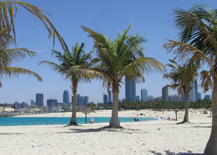 Mamzar Beach Park Dubai