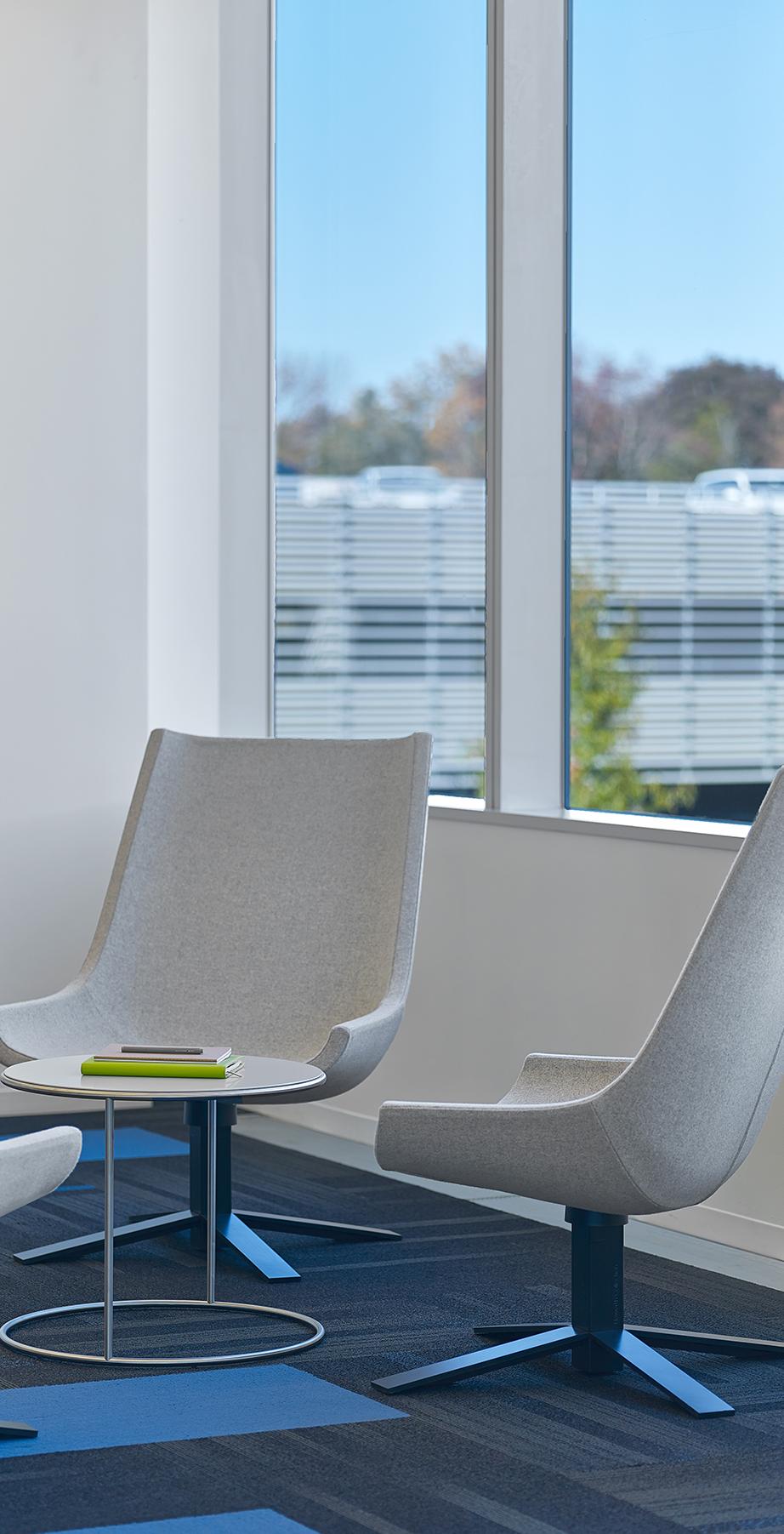 Consumer Goods Firm Meadows Office Interiors Interior