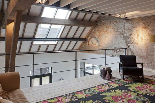 Design en interieur interieur inrichting boerderij for Boerderij interieur