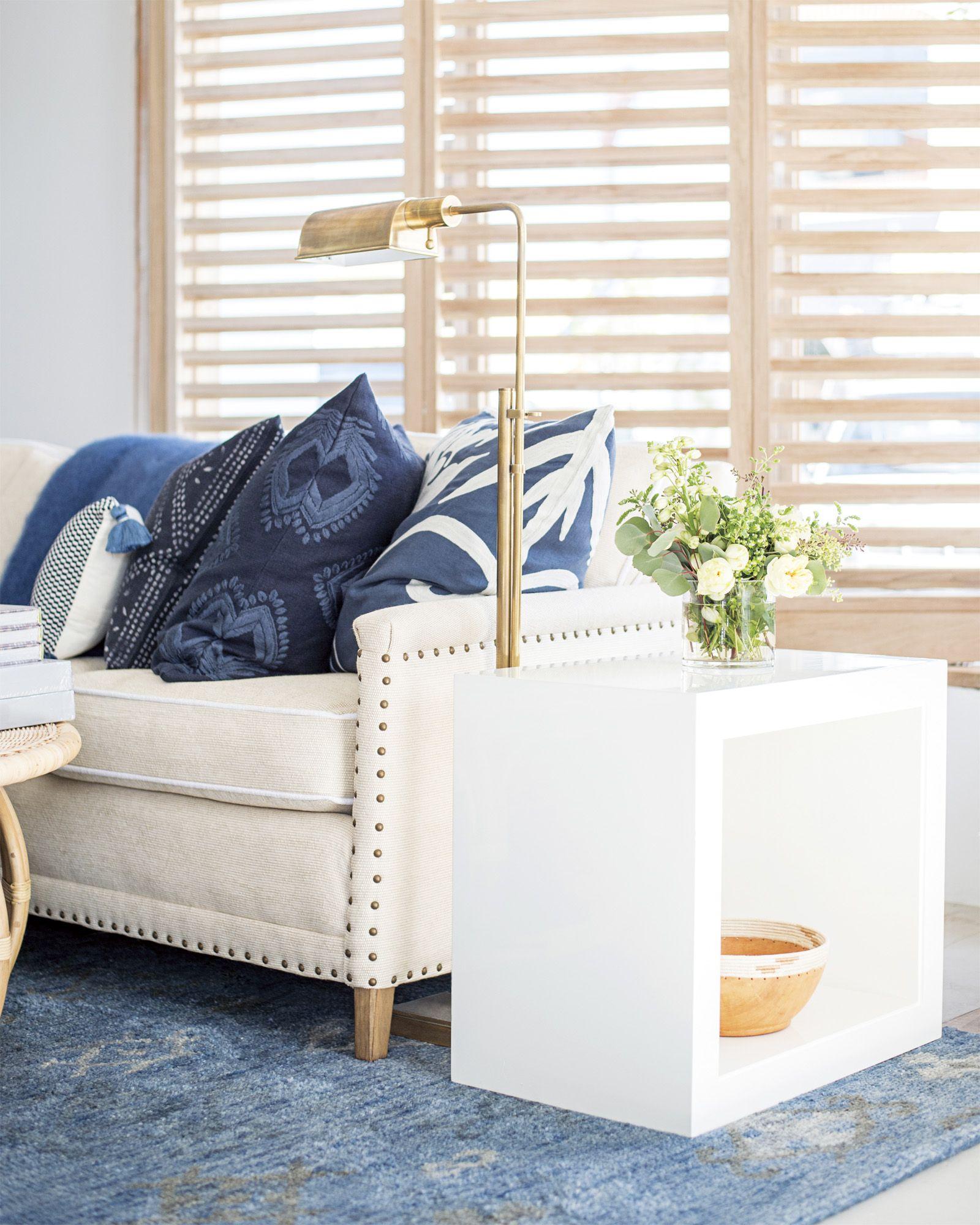 Living room inspiratio, courtesy of Serena & Lily\'s Newport Beach ...