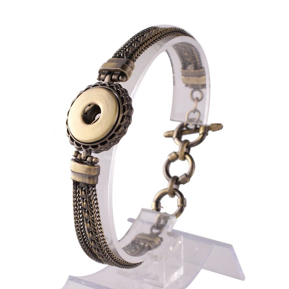 "Size: Fits 7.25"" with an additional 1"" extender Material: zinc alloy"
