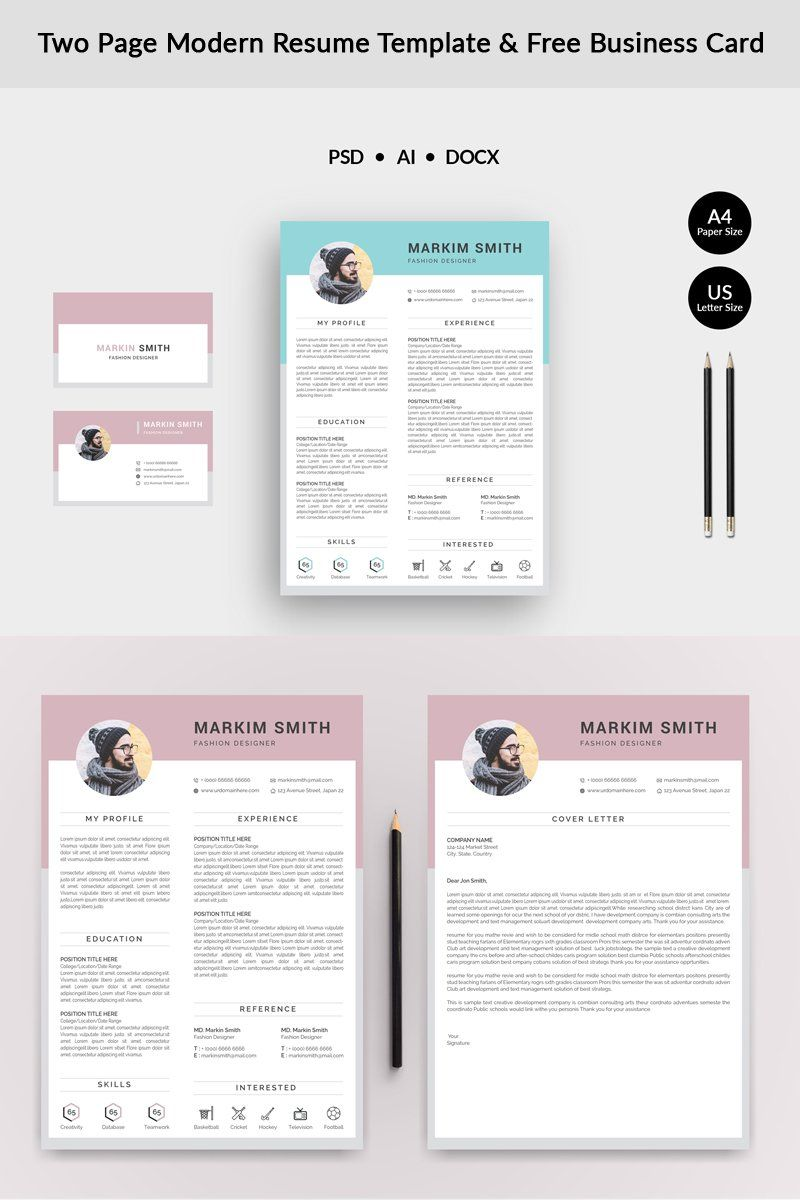Pin on Academic resume template