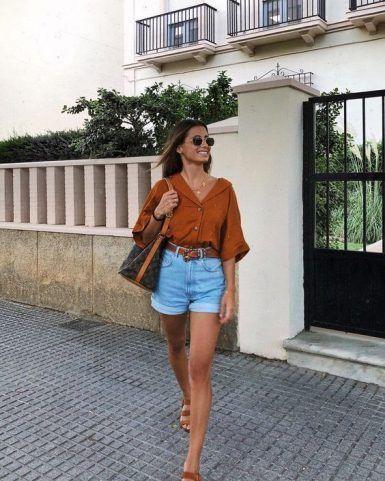 20+ angesagteste Sommeroutfit-Ideen für Frauen - Modeblog - Welcome to Blog