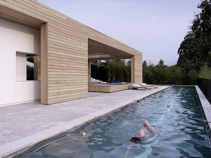 2 verandas - Erlenbach, Switzerland - 2012 - gus wüstemann architects
