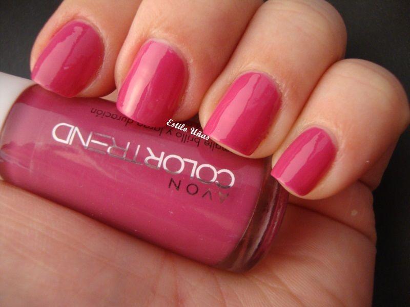 Estilo Uñas: Avon ColorTrend | bellos colores wuuuuauuu | Pinterest ...