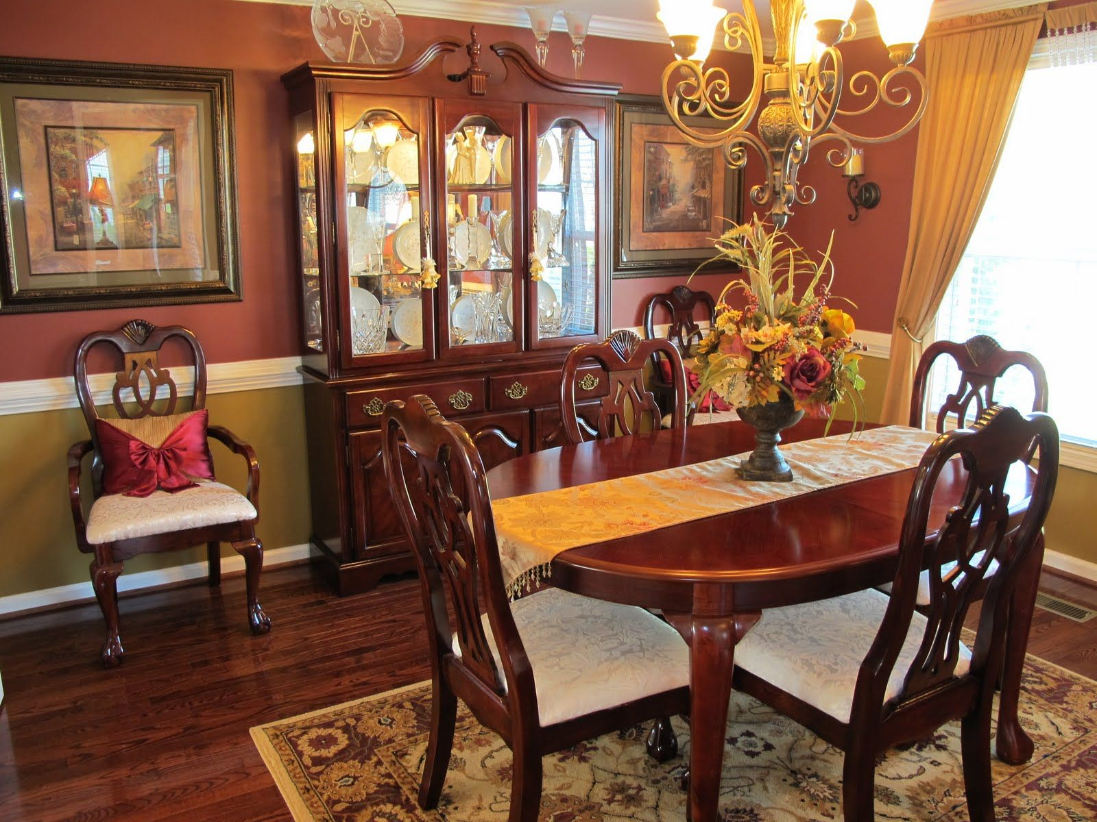 See more ideas about victorian decor, queen anne, victorian. The tuscan style cafe' prints from Kirklands.   Formal