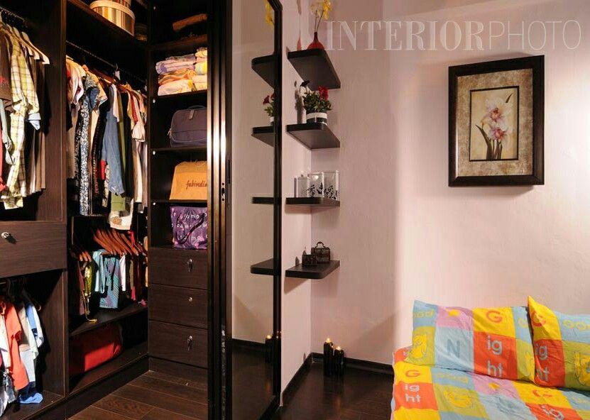 Closet for small room