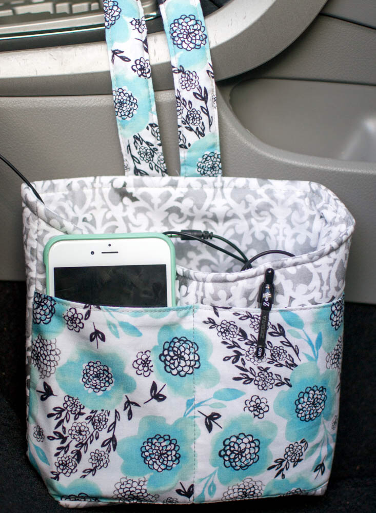 Suberb Car Diddy Bag - Free Sewing Tutorial — SewC