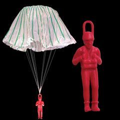 """Paratroopers-4""""-12 Pack 