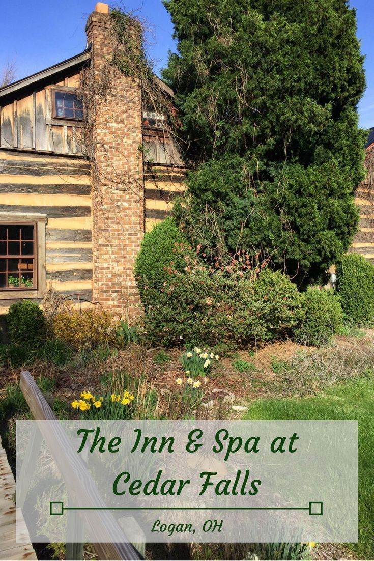 The Inn And Spa At Cedar Falls [Luxury Hocking Hills