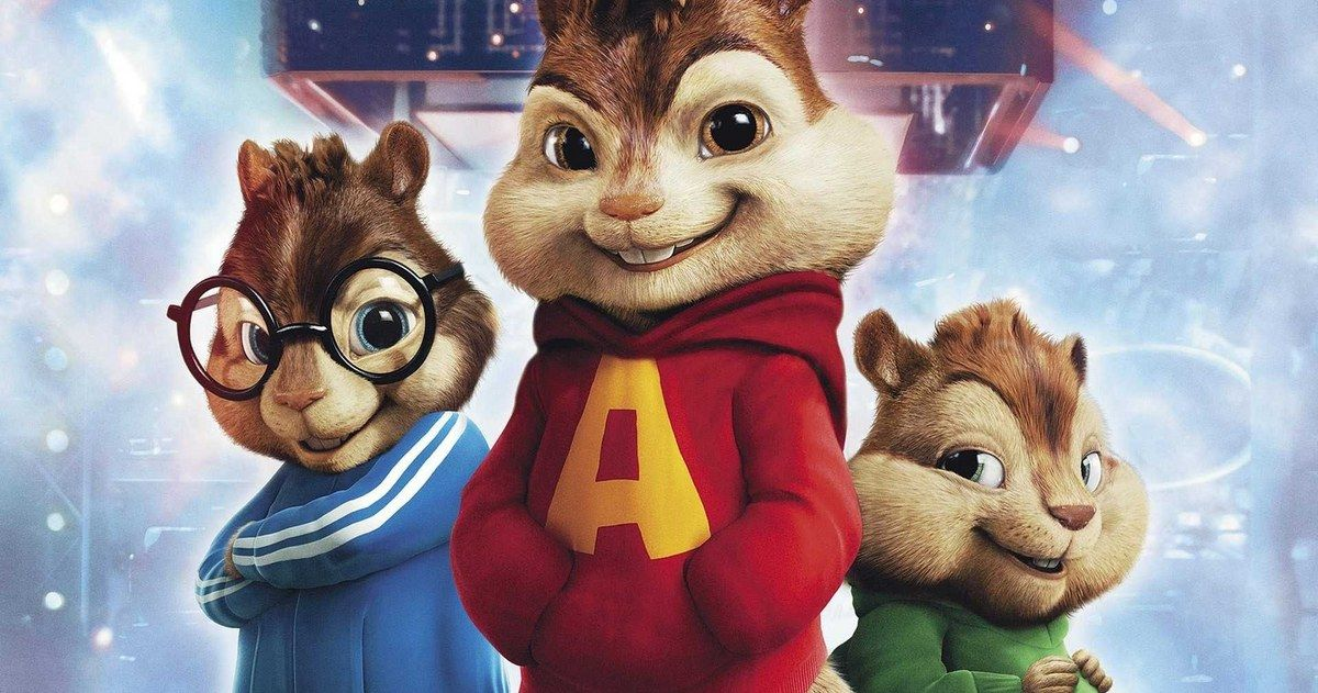 Alvin And The Chipmunks 4 Gets New Title And Villain With Images