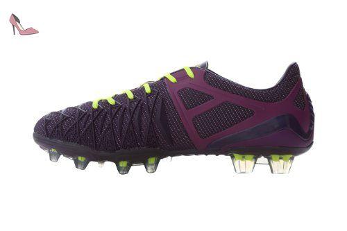 Ux 1 Concept Hg Q2, Chaussures de football homme - Violet (Crc Mure/Jaune Neon/Violet), 42 EUUmbro