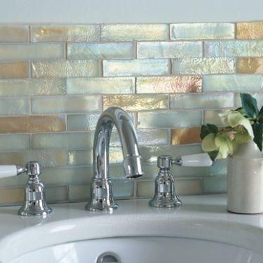 Awesome Iridescent Mosaic Tile Backsplash Best 25 Ideas On Pinterest Gl