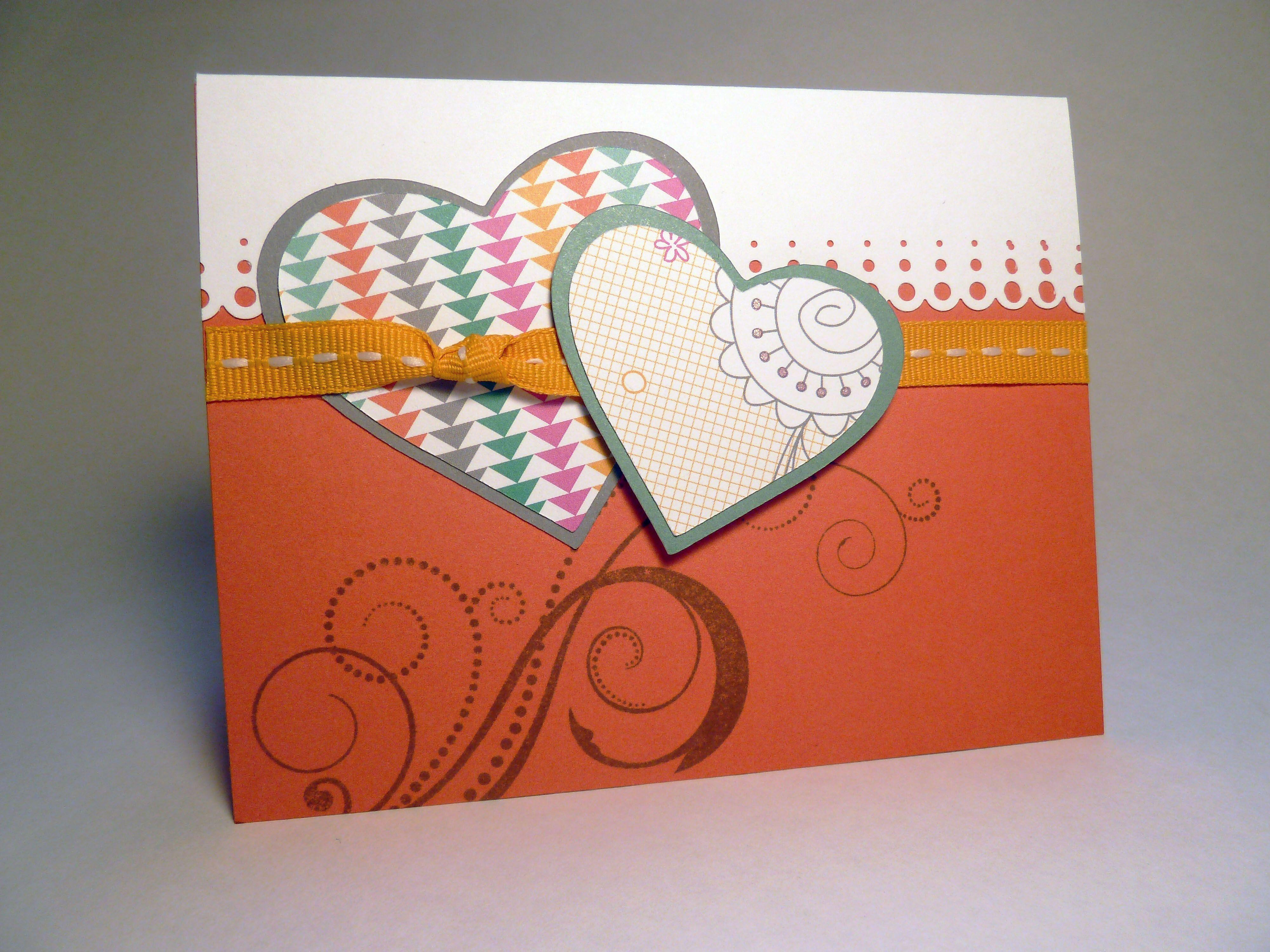 Valentine card by Amy Adams